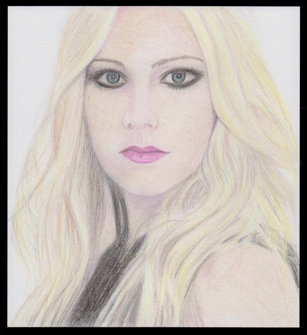 Avril Lavigne par bigbudmeg